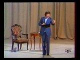 Андрей Миронов - отрывок из встречи в Останкино (фрагмент спектакля