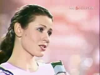 Валентина Толкунова - Я не могу иначе (Песня года 82)